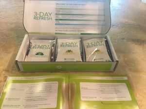 3-Day Refresh pack