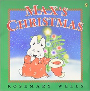 Max's Christmas book cover