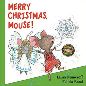 Merry Xmas Mouse book cover