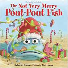 The Not Very Merry Pout Pout Fish book cover