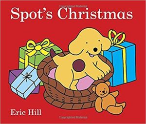 Spot's Christmas book cover