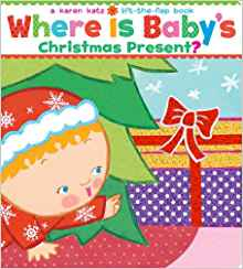 Where is Baby's Christmas Present book cover