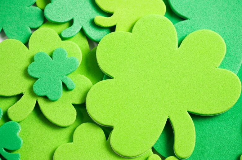 St. Patrick's Day with kids